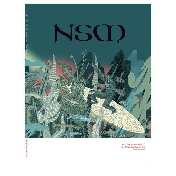 Bilde av NSM#31 THE SCANDINAVIAN ISSUE