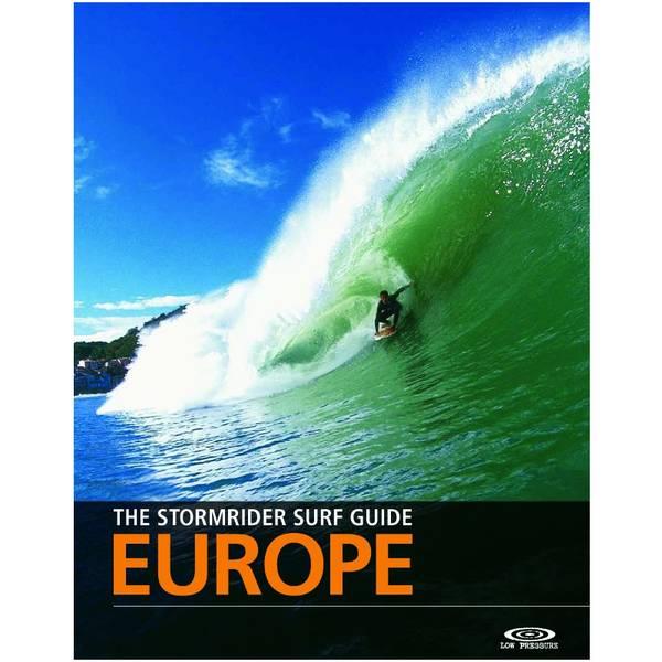 Bilde av The Stormrider Surf Guide Europe