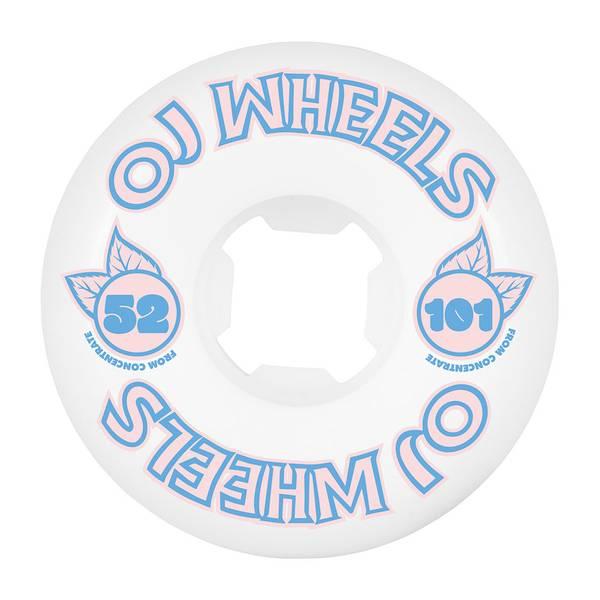 Bilde av OJ Wheels - 52mm Concentrate Hardline