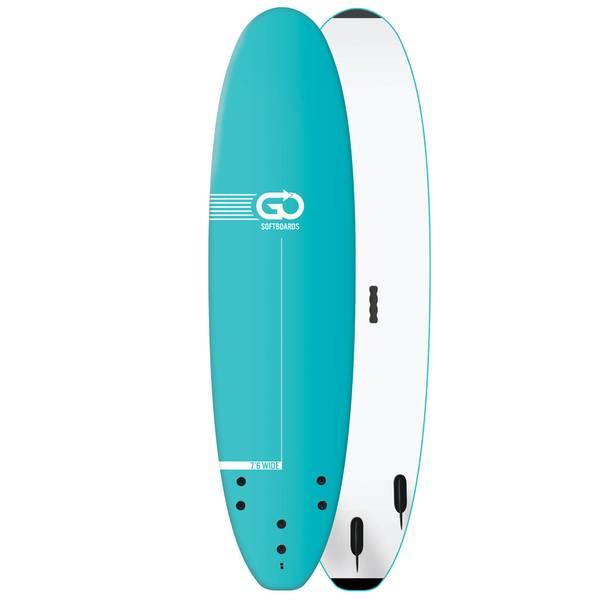 Bilde av GO Softboard 7'0 (65.7L) Surf School