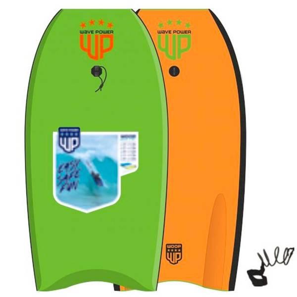 Bilde av Wave Power Bodyboard Woop 37 Lime