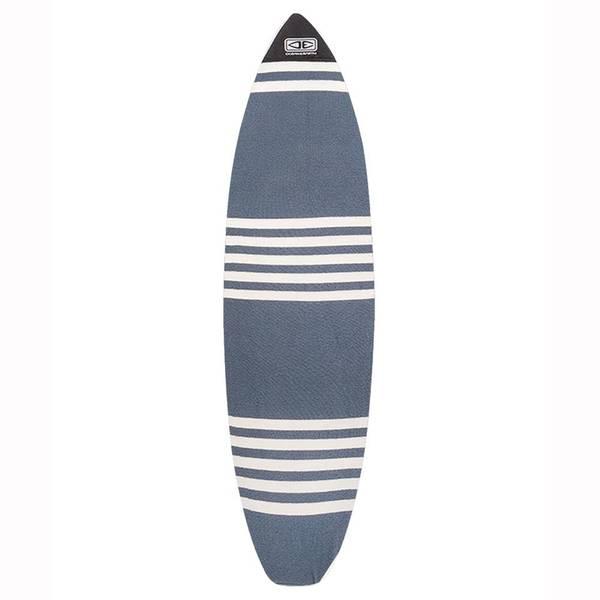Bilde av O & E - 5'8 Board Sock - Fish /