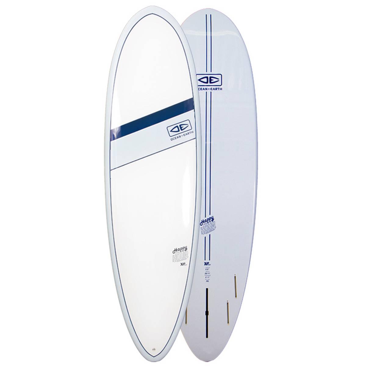 O&E - Happy Hour Epoxy 6'6 (42L) Surfebrett
