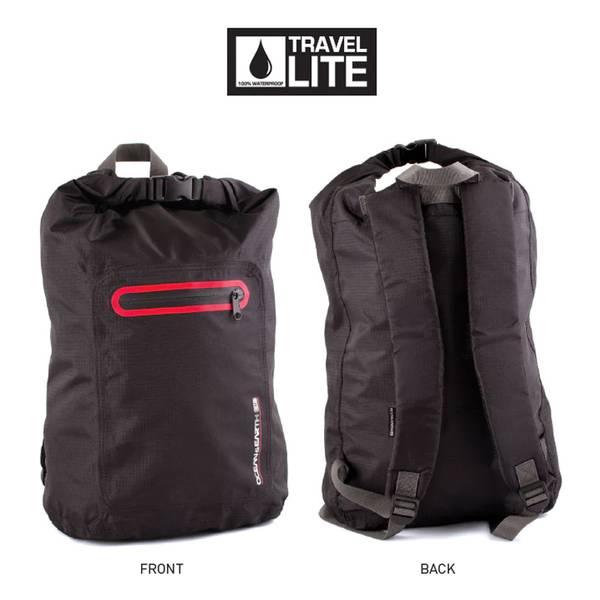 Bilde av O & E - Travel Lite Waterproof Back