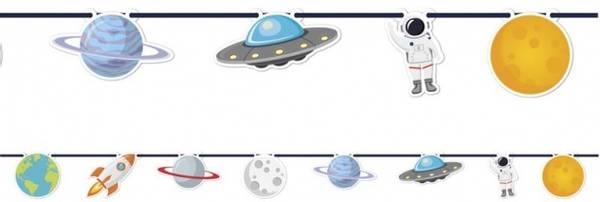 Bilde av Planeter, Banner 2,3m