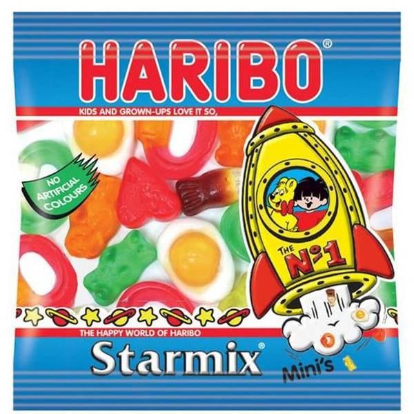 Bilde av Haribo Starmix Mini's
