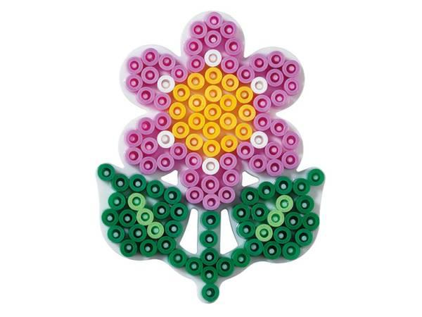Bilde av Perleplate MIDI – Liten Blomst