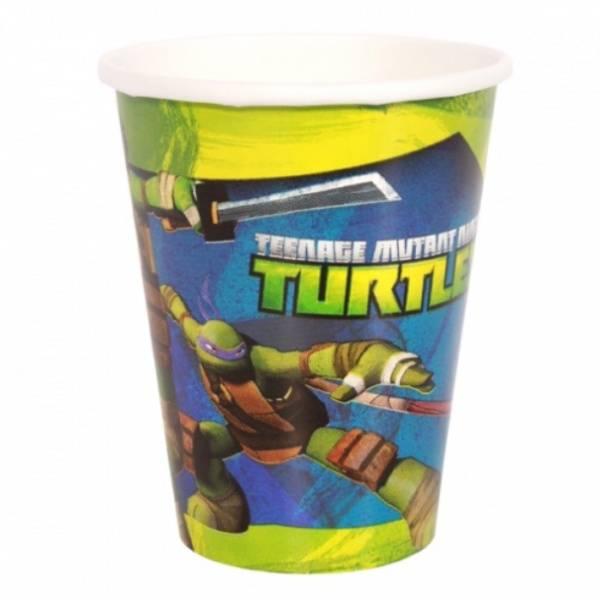 Bilde av Ninja Turtles ,Kopper, 8 stk