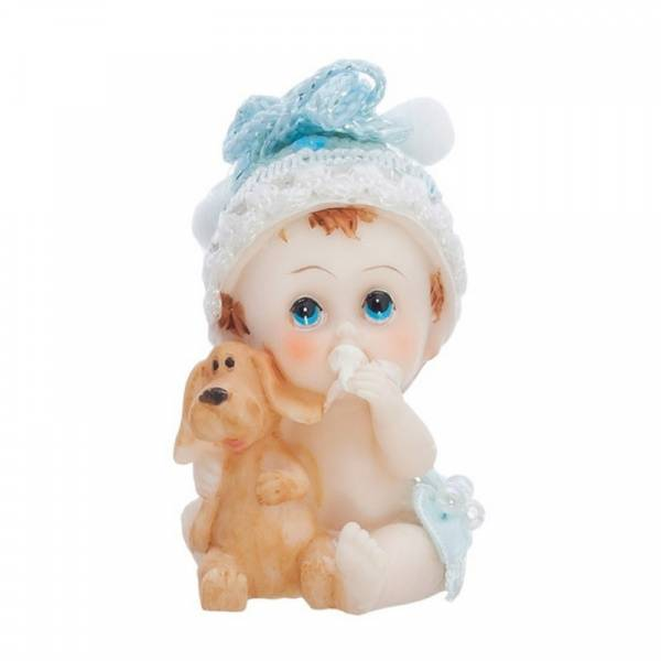 Bilde av Baby Porselensfigur, Gutt