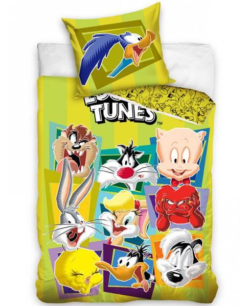Bilde av Looney tunes single cover sengetøy