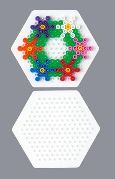 Bilde av Perleplate MIDI – Sekskant