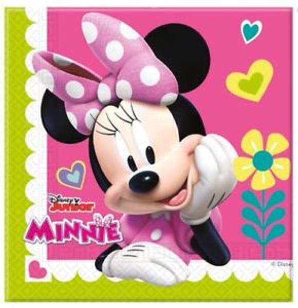 Bilde av Minnie og Dolly Servietter, 20 stk