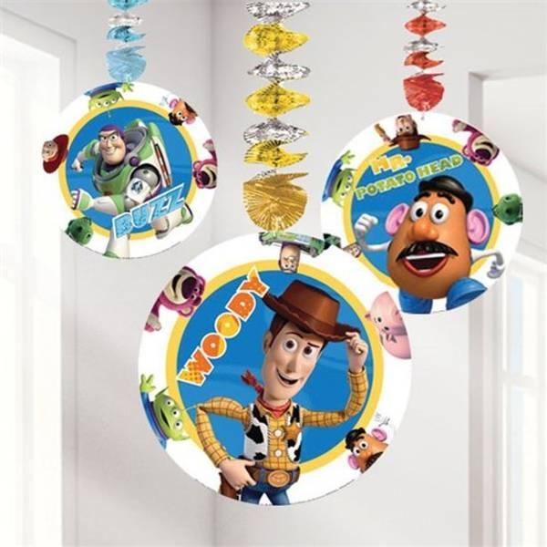 Bilde av Toy Story Hengende Dekorasjoner