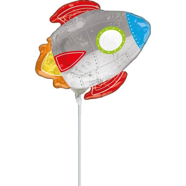Bilde av Rakett Mini Folieballong