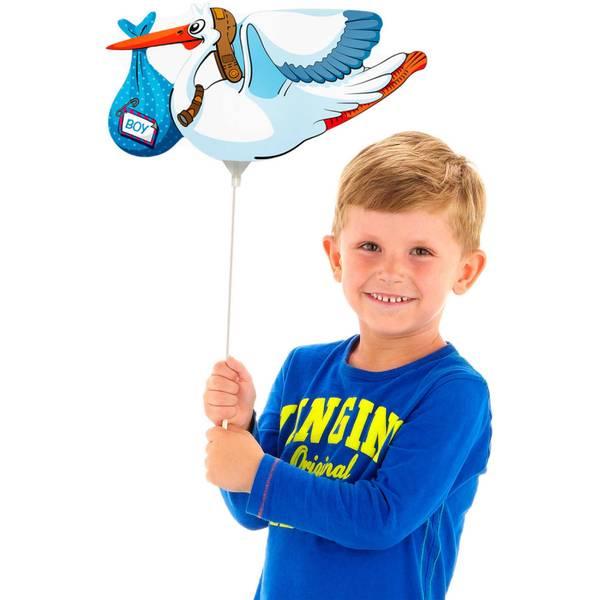 Bilde av Gutt Stork, Ballong