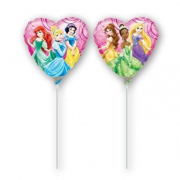 Bilde av Disney Prinsesser Hjertefolieballong