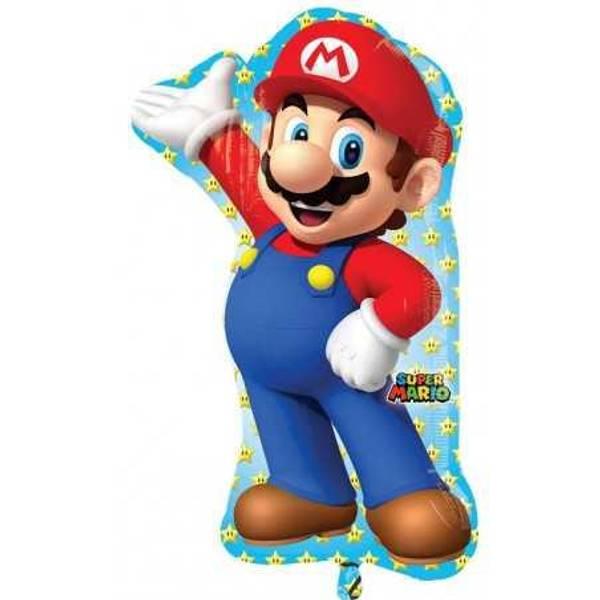 Bilde av XL Super Mario Folieballong 50*96 cm