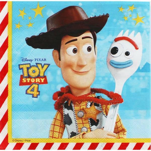 Bilde av Toy Story, Servietter