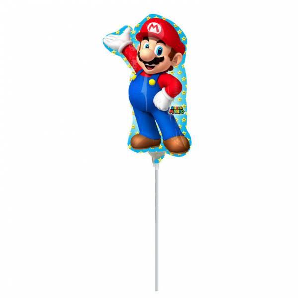Bilde av Super Mario, Folieballong, 30cm