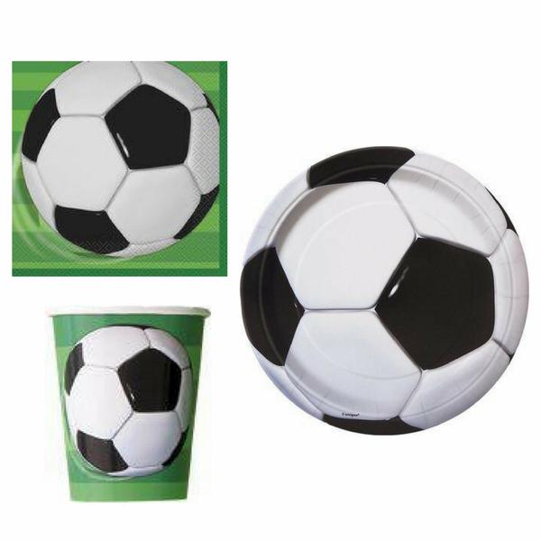 Bilde av Fotball, Basis, Bursdagspakke for 8 personer