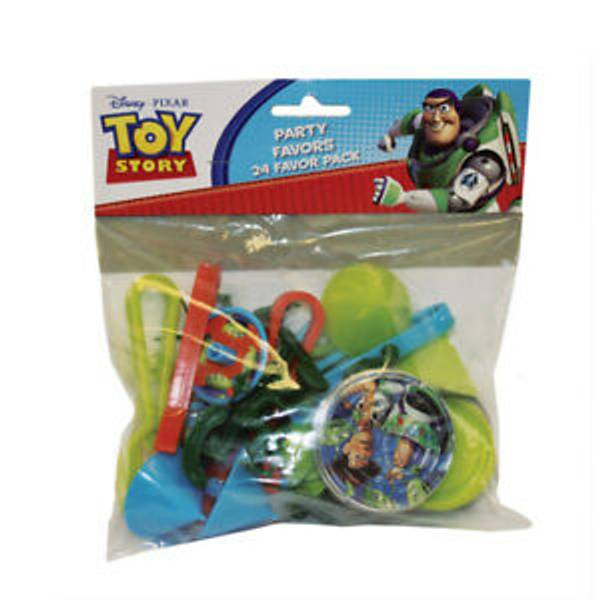 Bilde av Toy Story Partyleker