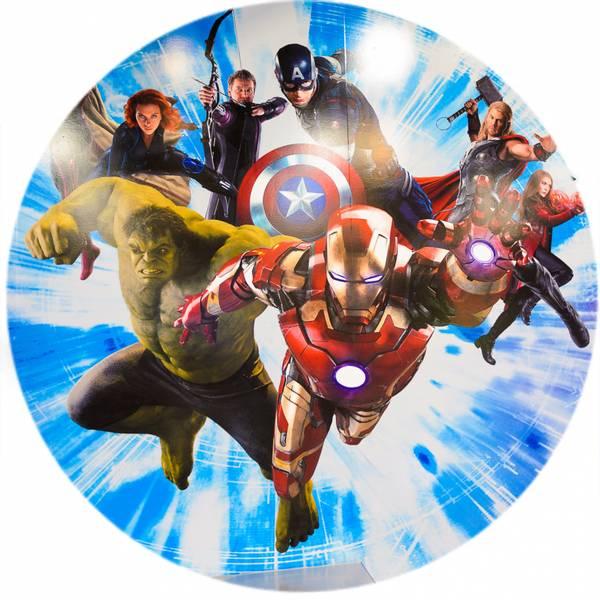 Bilde av Avengers, Kakebilde, Sukkerpapir, 20 cm