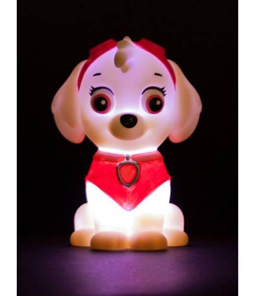 Bilde av Paw Patrol Skye LED -Lampe
