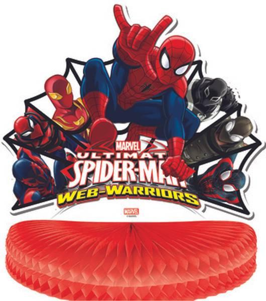 Bilde av Spiderman Bordekorasjon