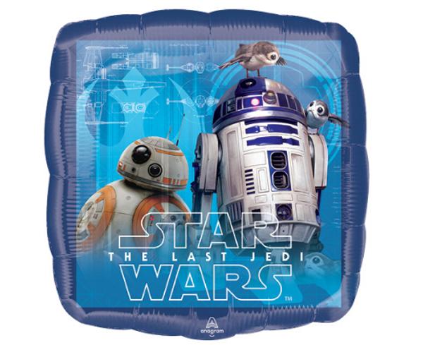 Bilde av Star Wars Folie Ballong 2