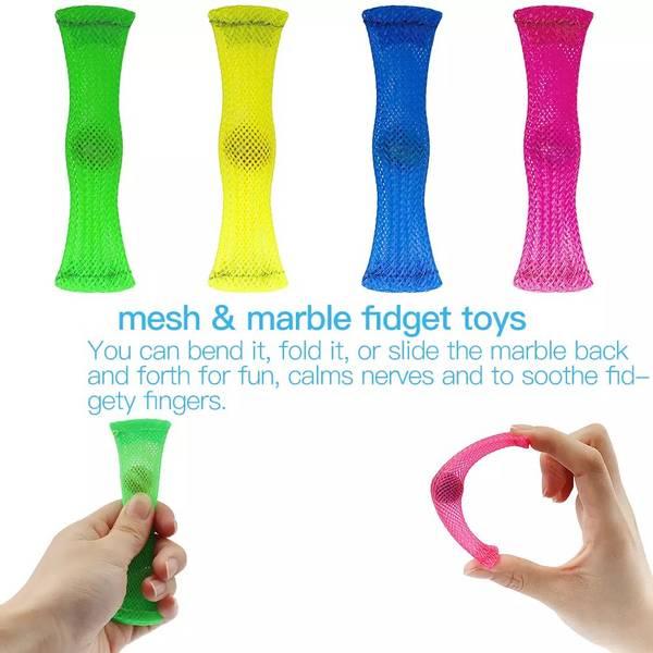 Bilde av Mesh & Marble Fidget Toy