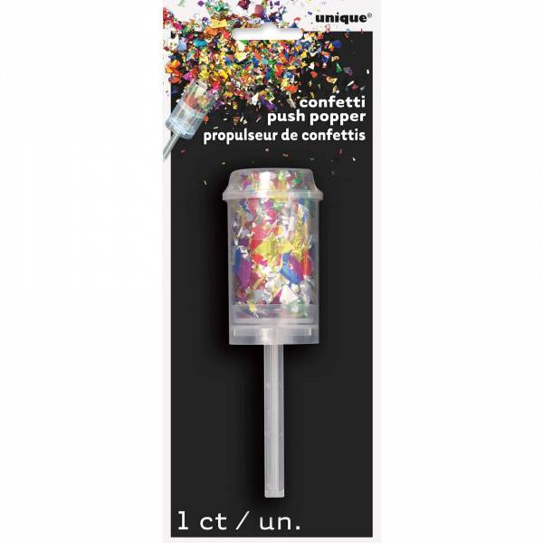 Bilde av Push popper konfetti