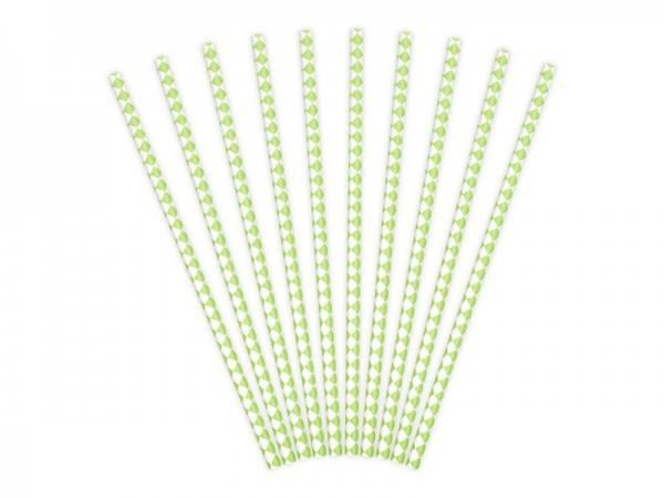 Bilde av Papirsugerør, Ruter Grønn