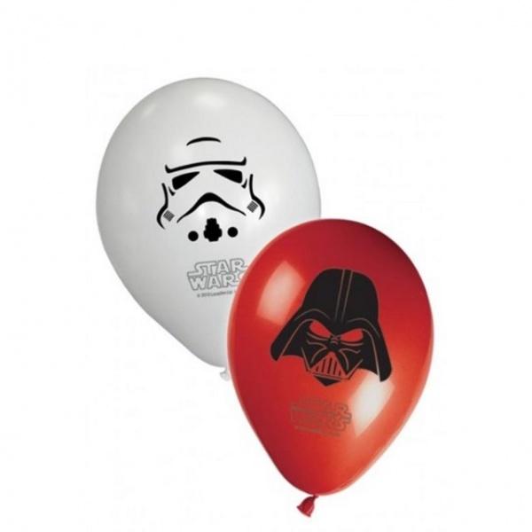 Bilde av Star Wars, Ballonger, 8stk