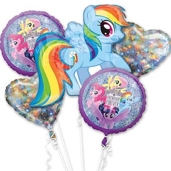 Bilde av My Little Pony, Folieballongbukett