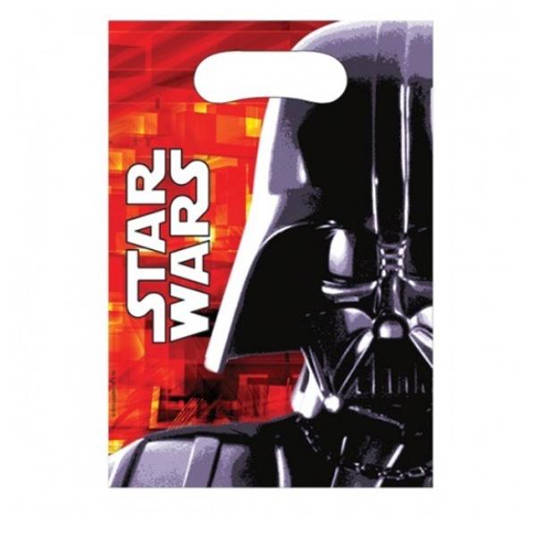 Bilde av Star Wars Godteposer, 6 stk