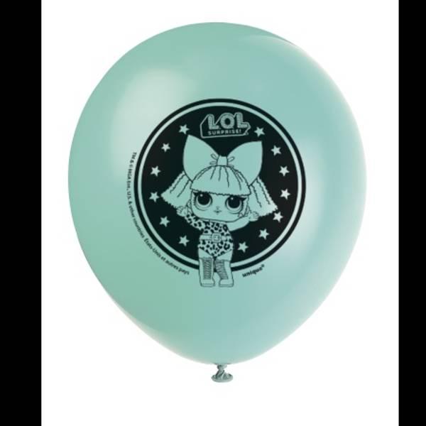 Bilde av LOL Surprise, Ballonger, 8 stk