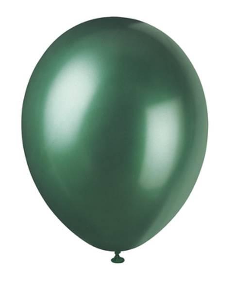 Bilde av Shimmer Dyp Grønn, Ballonger, 8stk
