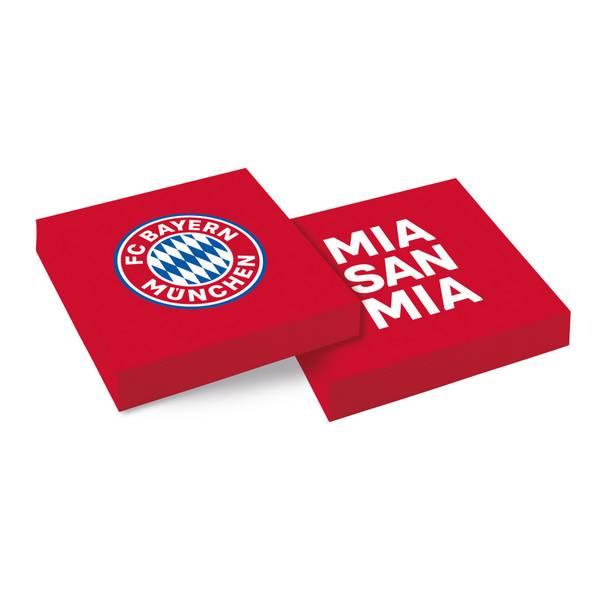 Bilde av Servietter, FC Bayern Munchen