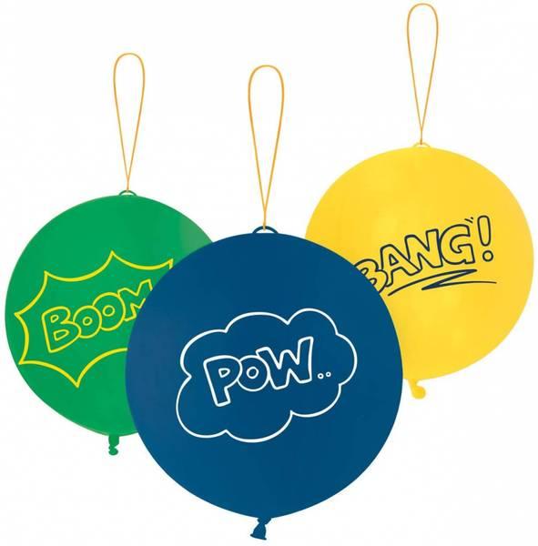Bilde av BOOM, POW & BANG Ballonger