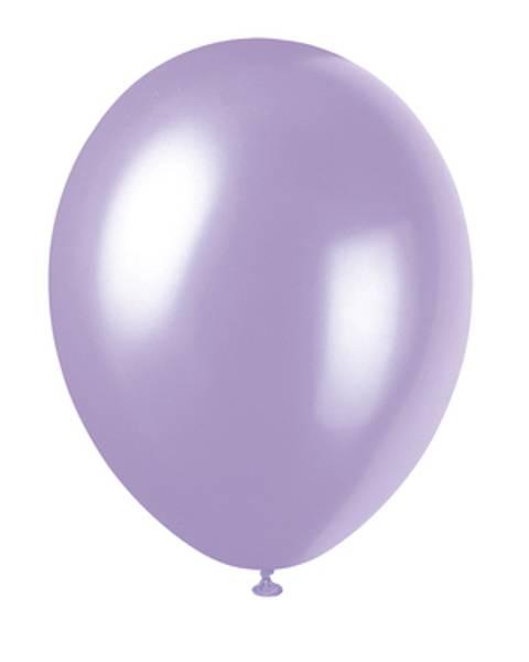 Bilde av Shimmer Lavendel, Ballonger, 8stk