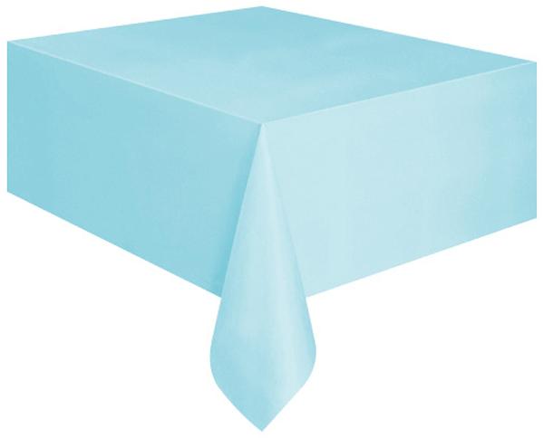 Bilde av Lysblå Duk, 137x274 cm
