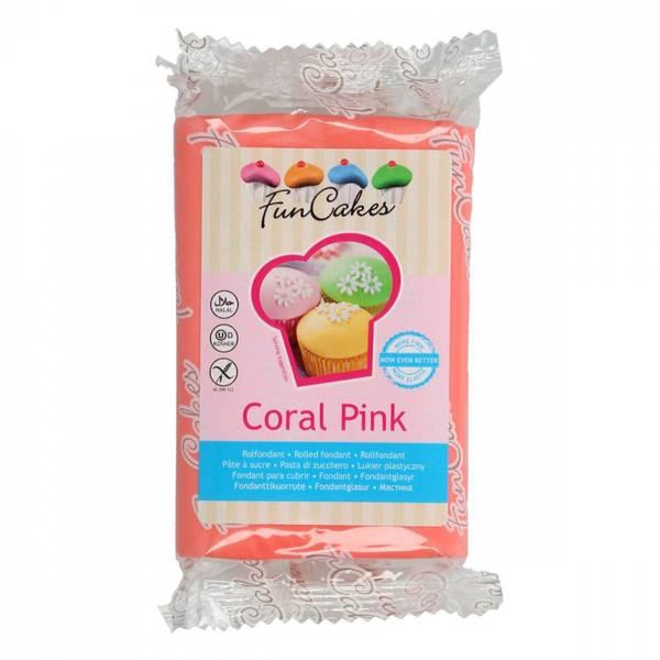 Bilde av Sukkerpasta, Coral Pink, 250g