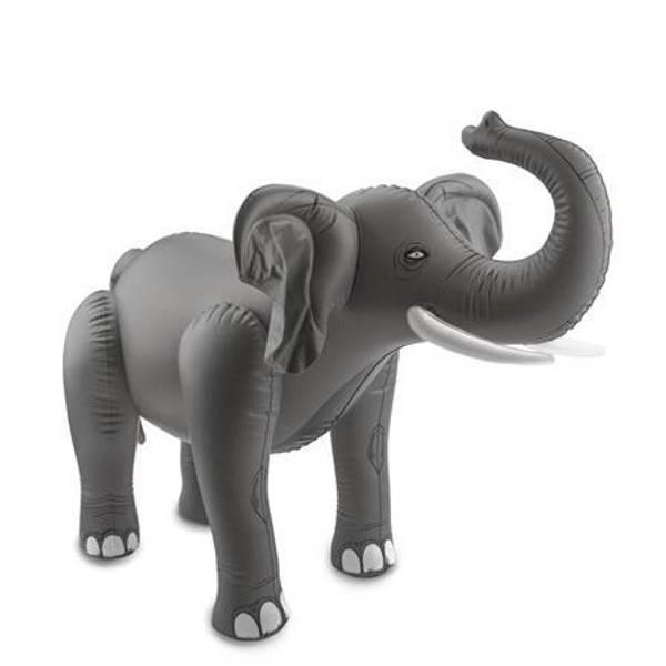 Bilde av Oppblåsbar Elefant