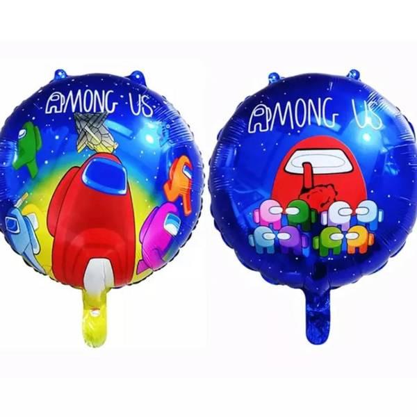 Bilde av Among us Folieballong, 60X60 cm