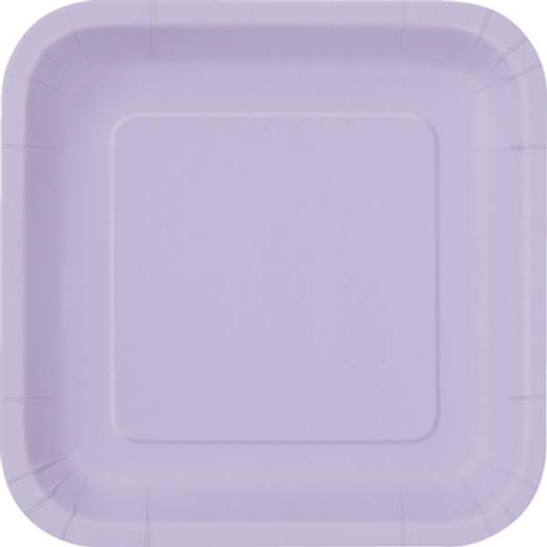 Bilde av Lavendel Frikantet Asjetter