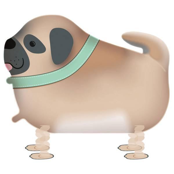 Bilde av Walking Dog Folieballong
