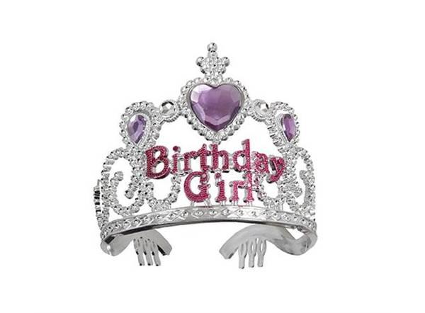 Bilde av Birthday Girl Princess, Tiara