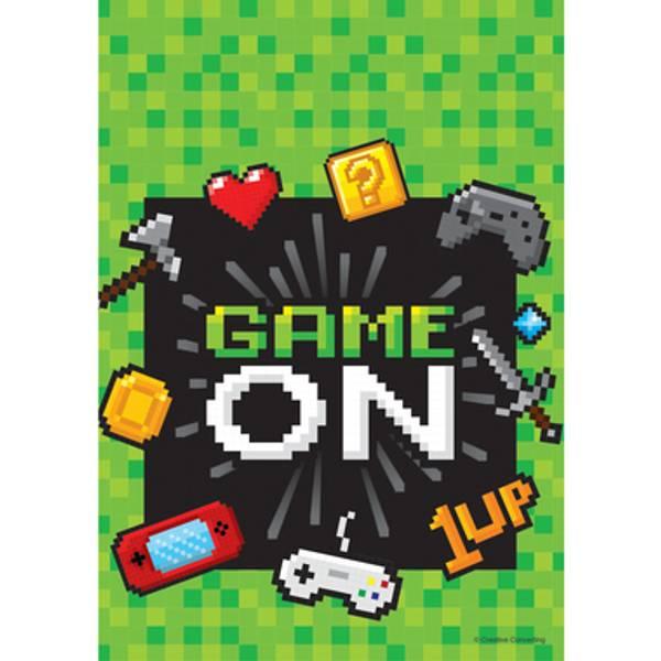Bilde av Gamer, Godteposer, 8stk