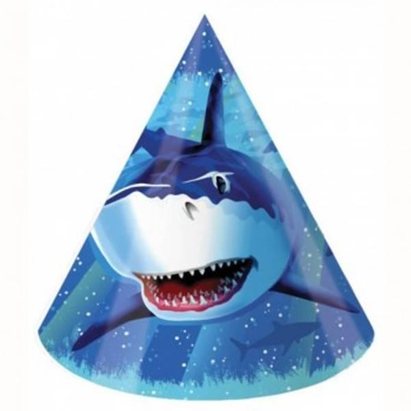 Bilde av Shark Dudutu Hatter, 8stk