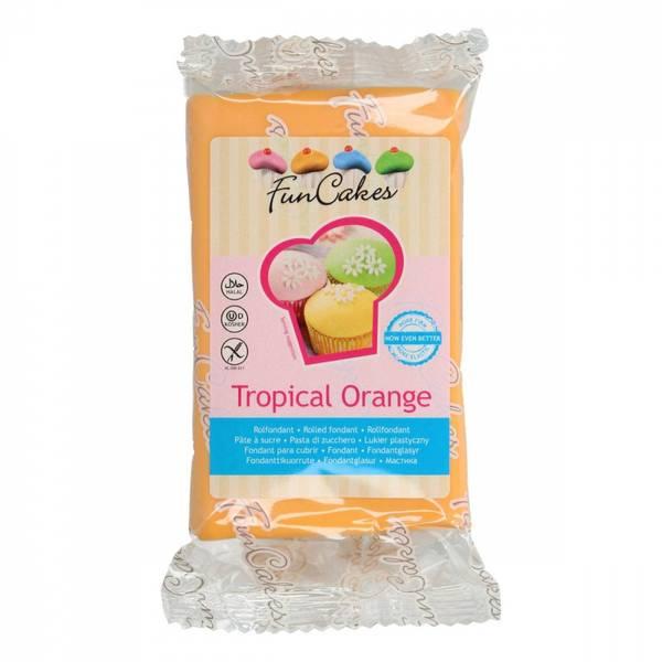 Bilde av Sukkerpasta,Tropical Orange, 250g